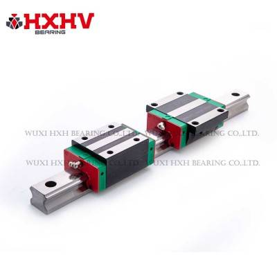 HGH35CA & HGW35CC – HIWIN Linear motion guideways