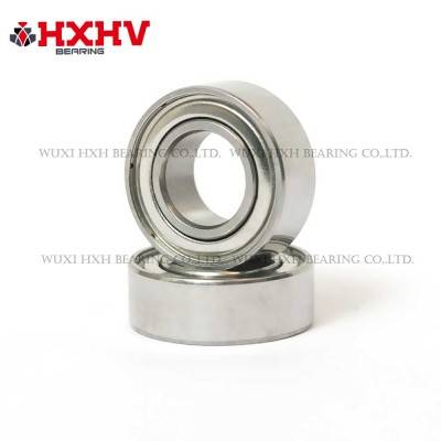 687-zz with size 7x14x3.5 mm- HXHV Deep Groove Ball Bearing
