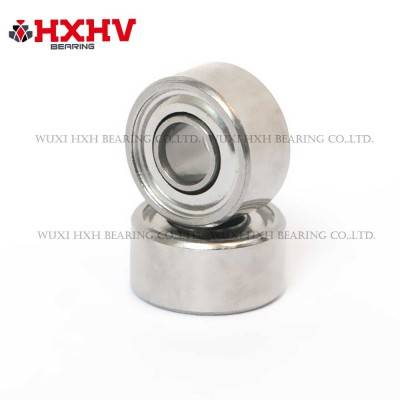 693-zz with size 3x8x4 mm- HXHV Deep Groove Ball Bearing