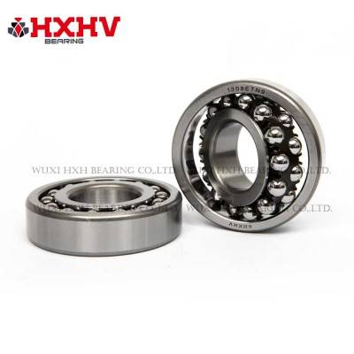 HXHV Self-aligning ball bearings 1308 ETN9 with nylon retainer