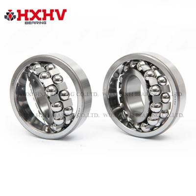 HXHV Self-aligning ball bearings 1310 with steel retainer