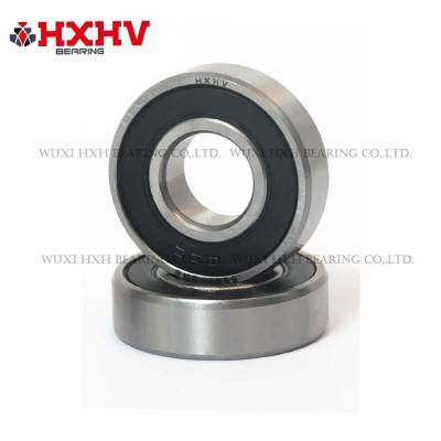 6001-2RS with size 12x28x8 mm- HXHV Deep Groove Ball Bearing