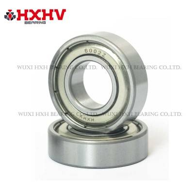6002-zz with size 15x32x9 mm- HXHV Deep Groove Ball Bearing