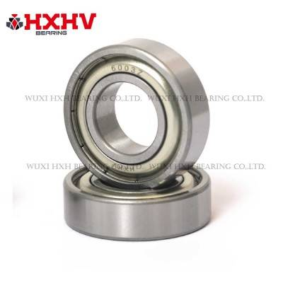 6003-zz with size 17x35x10 mm- HXHV Deep Groove Ball Bearing