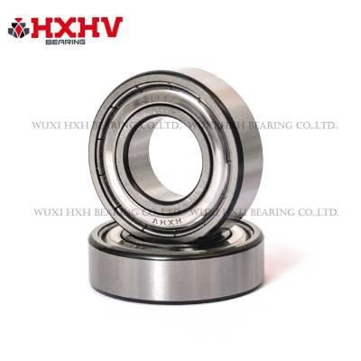 6004-zz with black edge- HXHV Deep Groove Ball Bearing