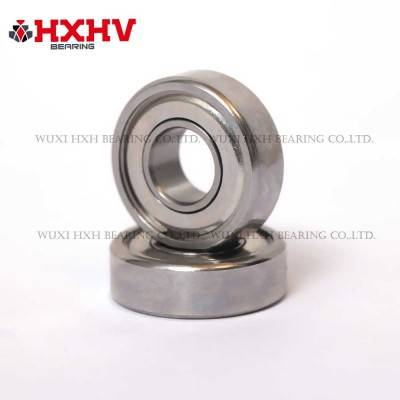 698-zz with size 8x19x6 mm- HXHV Deep Groove Ball Bearing