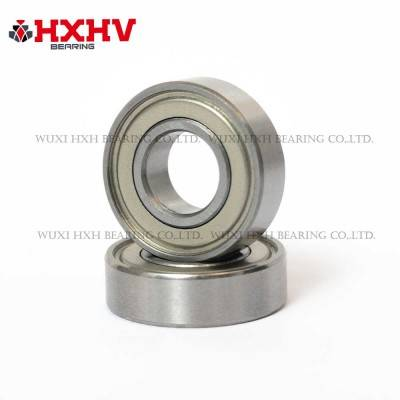 699-zz with size 9x20x6 mm- HXHV Deep Groove Ball Bearing