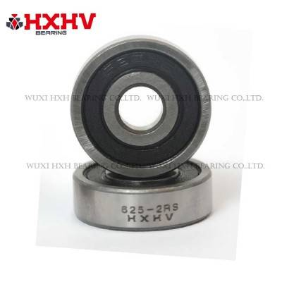 625RS with size 5x16x5 mm- HXHV Deep Groove Ball Bearing