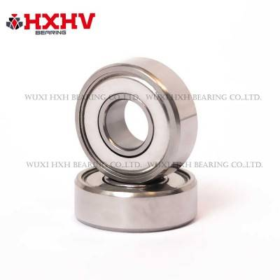 696zz with size 6x15x5 mm- HXHV Deep Groove Ball Bearing