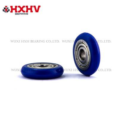 HXHV blue sliding door roller wheels