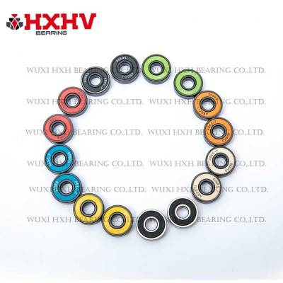 China Factory for Precision Bearing Abec 5 Abec 7 608 Zz Deep Groove Ball Bearing