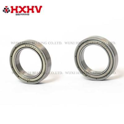 61803zz 6803zz with size 17x26x5 mm- HXHV Deep Groove Ball Bearing