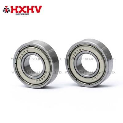 Free sample for 6207 2rs Skf -
