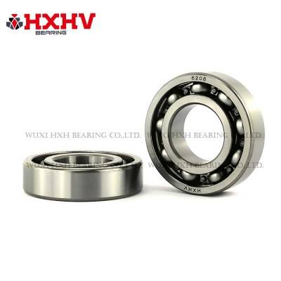 6206 open style – HXHV Deep Groove Ball Bearing