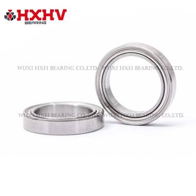 HXHV chrome steel thin section bearings 6703 zz with size 17x23x4 mm