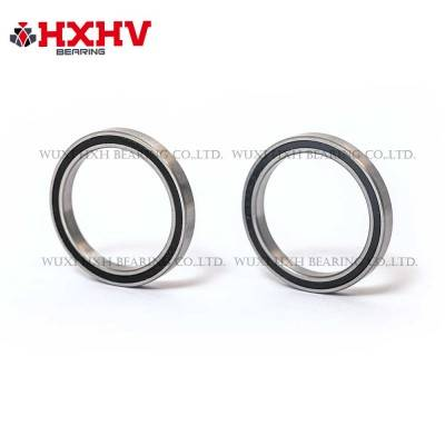 HXHV chrome steel thin section bearings 6705-2RS with size 25x32x4 mm