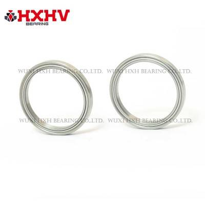 HXHV chrome steel thin section bearings 6706 zz with size 30x37x4 mm