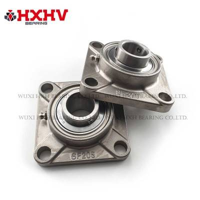 HXHV stainless steel pillow block bearing SUCF205