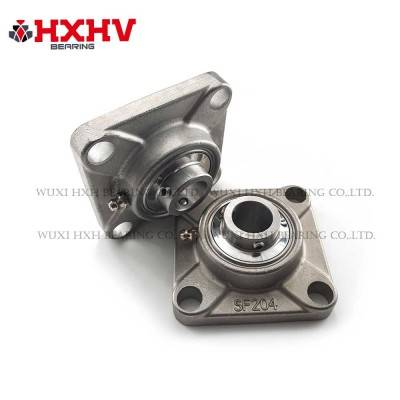 HXHV stainless steel pillow block bearing SUCF204