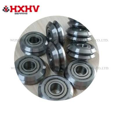 HXHV steel wheels for machine