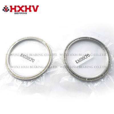 HXHV thin section bearings KA030CP0