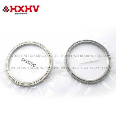 HXHV thin section bearings KA030XP0