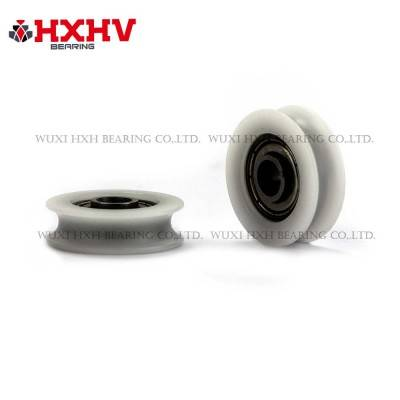 HXHV white slide wheel