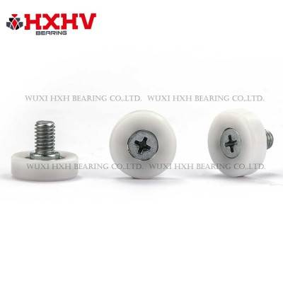 HXHV white sliding roller for door