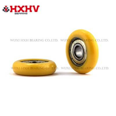 HXHV yellow sliding glass door roller wheels