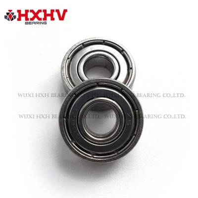 Iron Bearing 608zz – HXHV Deep Groove Ball Bearings