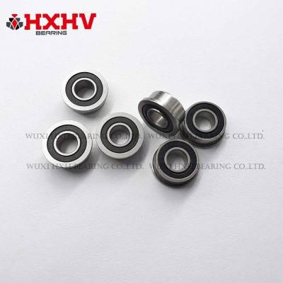 F685-2RS Flanged stainless steel miniature bearing 5x11x3mm