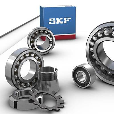 Factory supplied Main Shaft Bearing -