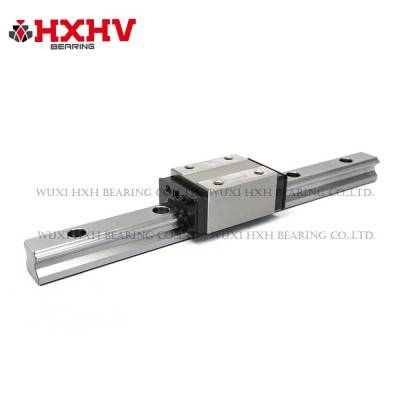 HSR25 with flange – THK Linear Motion Guideways