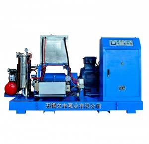 Electric motor water jet Cleaner high pressure pumps