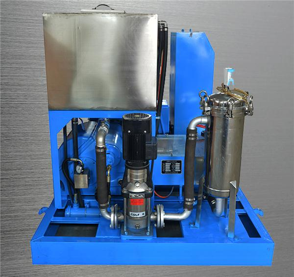 200~300bar 200~500l/min high pressure descaling pump high pressure cleaner water jet