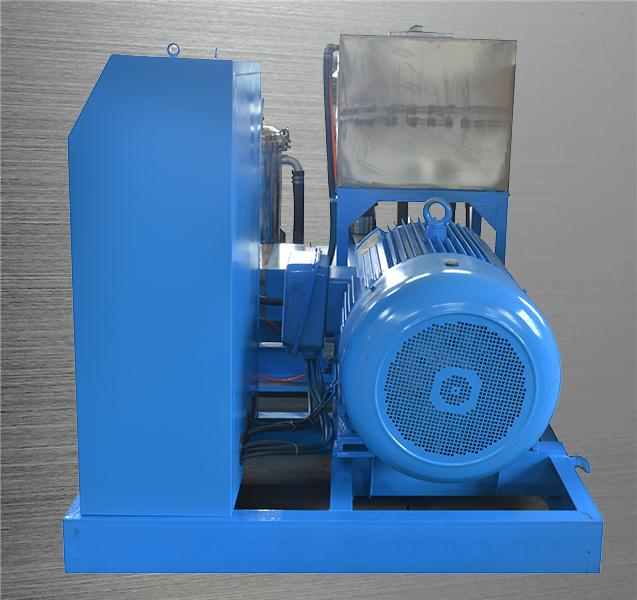 maritime industry water blasting machine high pressure cleaner triplex plunger pump