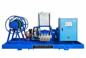 Diesel Engine High Pressure cleaner