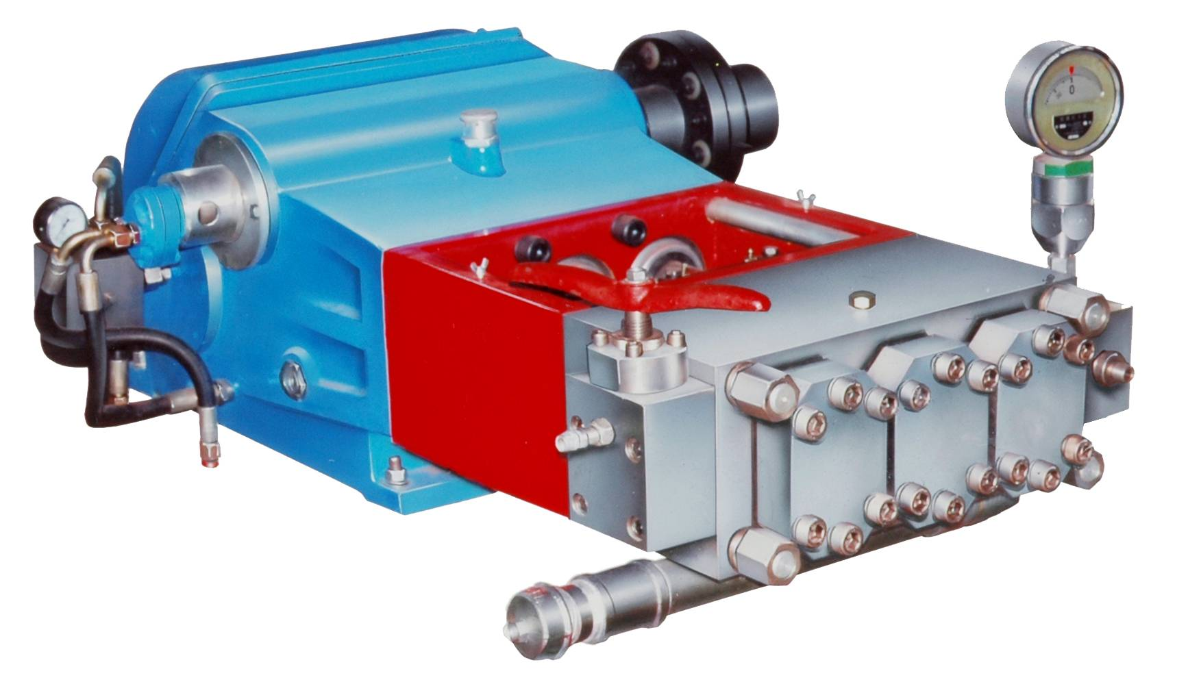 The Hydraulic Piston Motors pumps manufacture by LiFeng pumps company