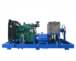 Tube heat exchanger cleaning equipment