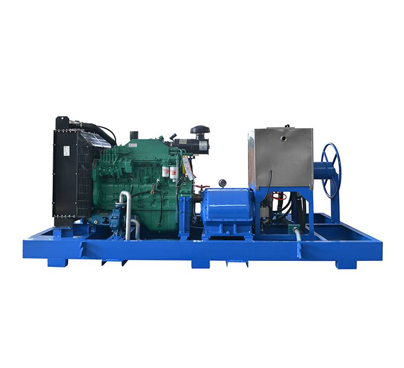 high pressure steam cleaning machine with diesel fuel Featured Image