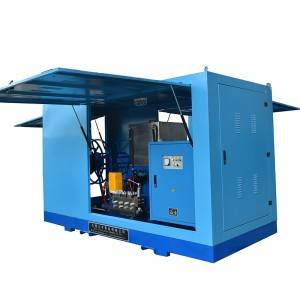 high pressure jet cleaner water blasting machine