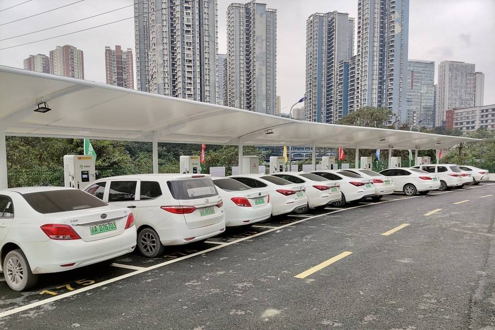 33 Sets of 160 kW Smart Flexible Charging Station are Running Successfully