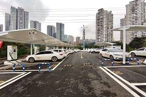 91.3% public charging stations in China are running by 9 operators only