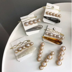 2019 New Style Hair Jewelry -