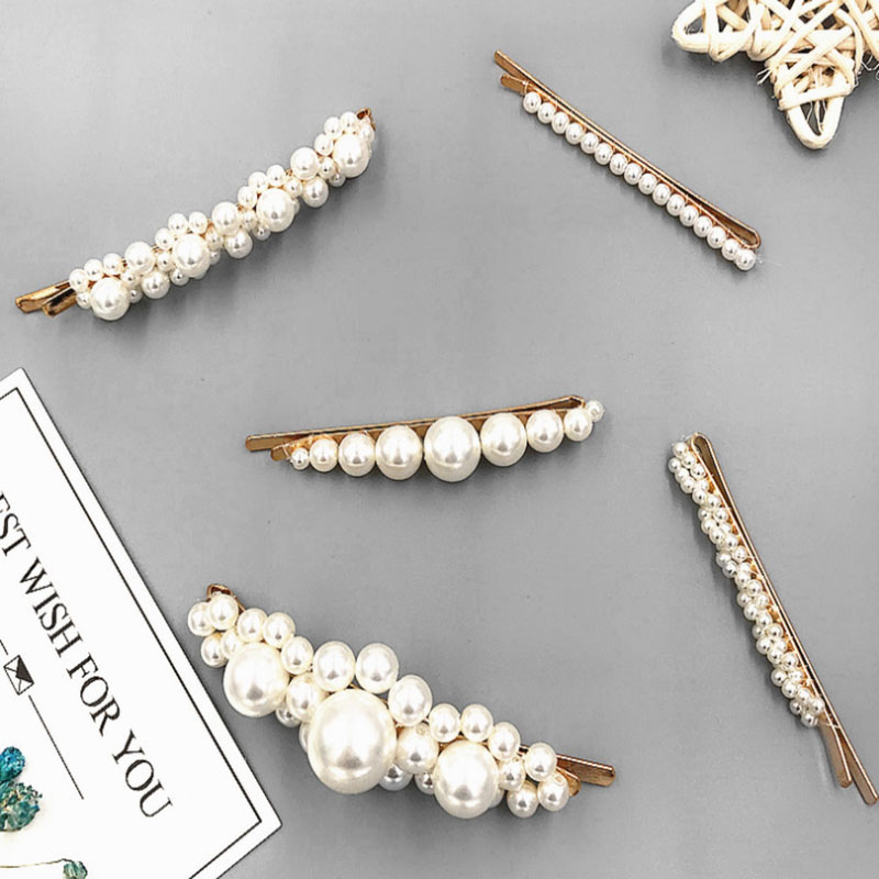 pearl hair pin hair clips Featured Image