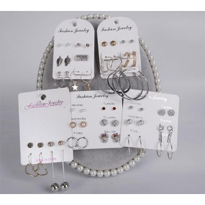 hoop earring sets