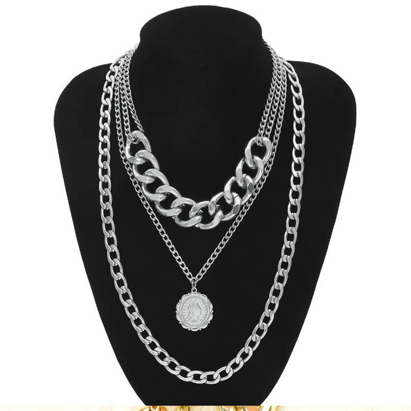 fashion long layer necklace Featured Image