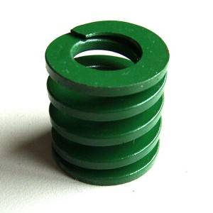 light load compression mould coil spring in China