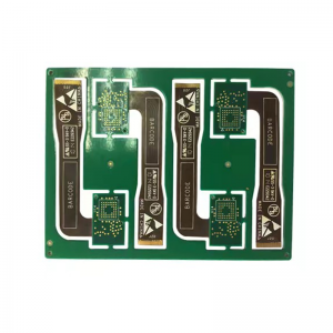 8 Year Exporter Multilayer Rigid-Flex Pcb -