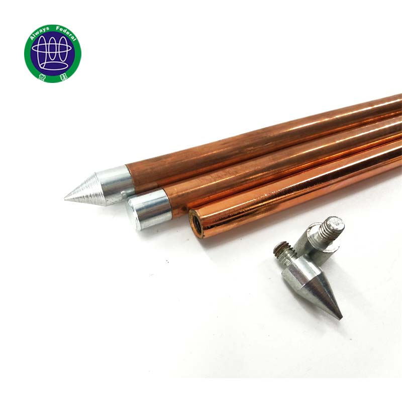 No Magnetic Stainless Steel Threaded Rod